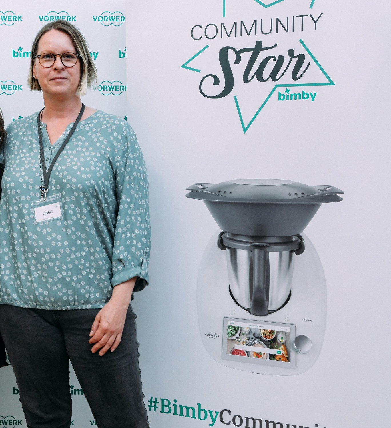 Bimby® Community Star: l'intervista a GrappaJulia
